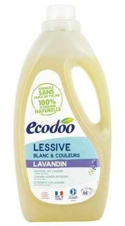 Жидкое средство для стирки Ecodoo Лаванда экологическое 2 л
