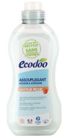 Кондиционер для белья Ecodoo Персик экологически чистый 1 л