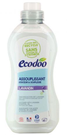 Кондиционер для белья Ecodoo Лаванда органический 1 л