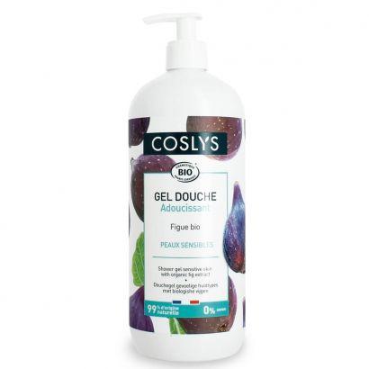 Гель для душа Coslys с экстрактом органического инжира для чувствительной кожи 1 л