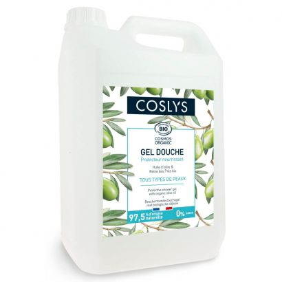 Гель для душа Coslys защищающий на основе оливкового масла 5, л