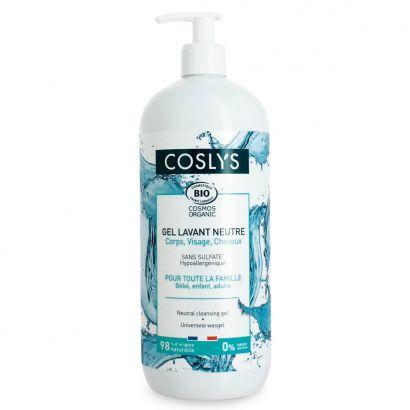 Гель Coslys для мытья лица, рук, тела и волос Универсальный, 1 л