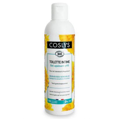 Гель для интимной гигиены Coslys очищающий при чувствительной слизистой ph8 250 мл