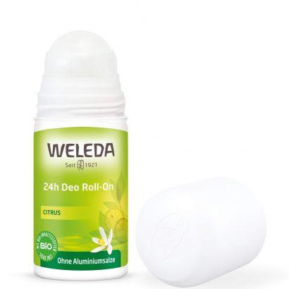 Дезодорант роликовый Цитрус Weleda Citrus Roll-On, 50 мл - Фото 2
