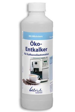 Эко-декальцификатор для кофемашин всех типов Ulrich Naturlich органический 500 мл
