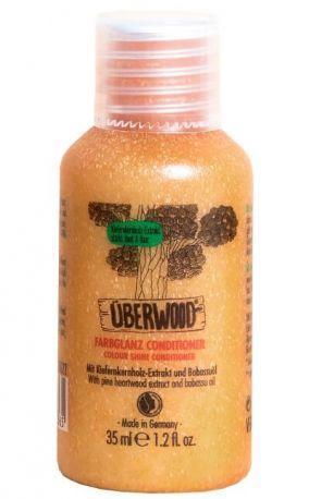 Кондиционер для окрашенных волос Uberwood Сияние цвета органический 35 мл