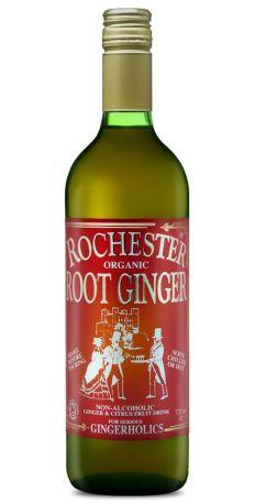 Вино Rochester Root Ginger Имбирно-цитрусовое безалкогольное 725 мл