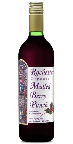 Ягодный пунш Rochester Berry Punch со специями безалкогольный 725мл