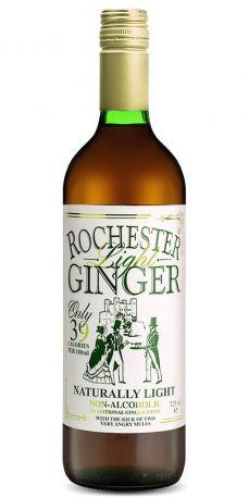 Имбирное вино Rochester Light Ginger безалкогольное 725 мл
