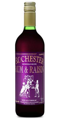 Имбирный ром Rochester Rum & Raisin безалкогольный 725 мл