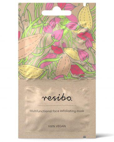 Маска для лица Resibo многофункциональная отшелушивающая 2x5 мл