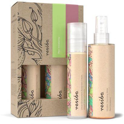 Набор косметики Resibo «Защита кожи от воздействия окружающей среды»