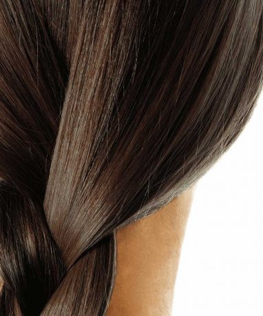 Растительная краска для волос Khadi Темно-коричневый (Dark Brown), 100 г - Фото 4
