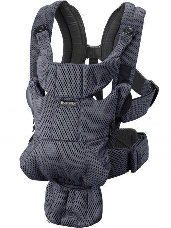 Рюкзак-переноска BabyBjorn Baby Carrier Move Антрацитовый - Фото 1