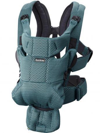 Рюкзак-переноска Baby Bjorn Carrier Move Sage Green Серо-зеленый - Фото 1