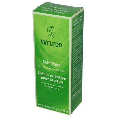 Питательный крем для сухой и шелушащейся кожи Weleda Skin Food, 75 мл - Фото 2