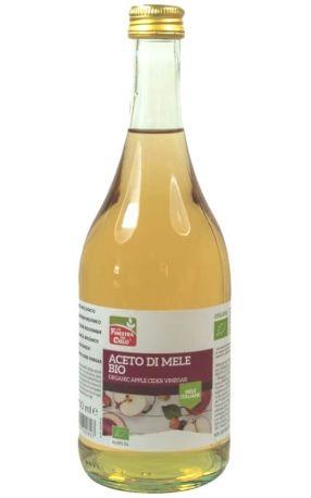 Уксус яблочный La Finestra Sul Cielo Biomed органический 750 мл