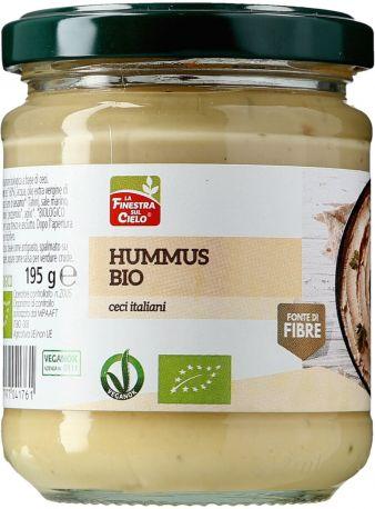 Хумус La Finestra органический 195 г