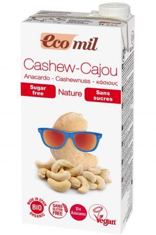 Растительное молоко Ecomil с кешью органическое 1 л