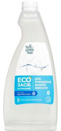 Эко средство для очистки ванной комнаты без распылителя натуральное 500 мл