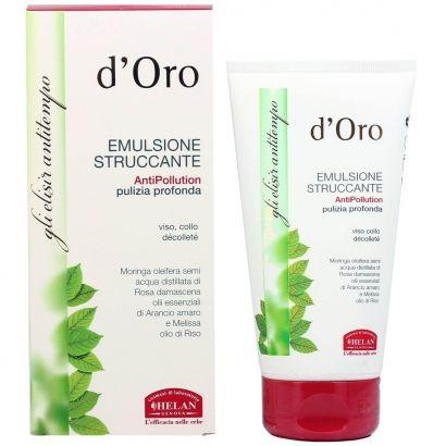 Эмульсия для снятия макияжа Elisir Antitempo D'oro Make up Removing Emulsion 150 мл - Фото 1