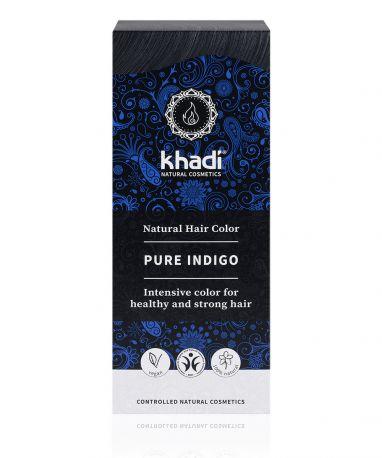 Краска для волос Khadi Чистый Индиго «Чёрный» (Pure Indigo), 100 г - Фото 5