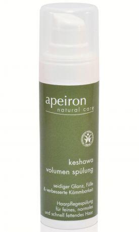 Кондиционер для волос Apeiron для придания обьема 30 мл