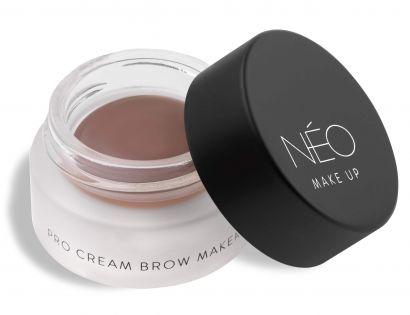 Крем для бровей Neo Make up светло-коричневый 5 мл