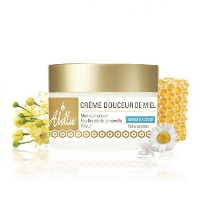 Крем для чувствительной кожи лица Abellie «Сладкий мед» 50 мл