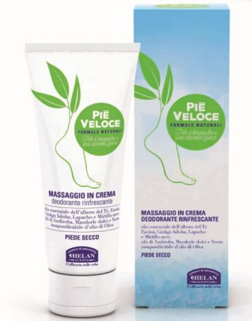 Крем для ног Pie Veloce Massage Cream 100 мл