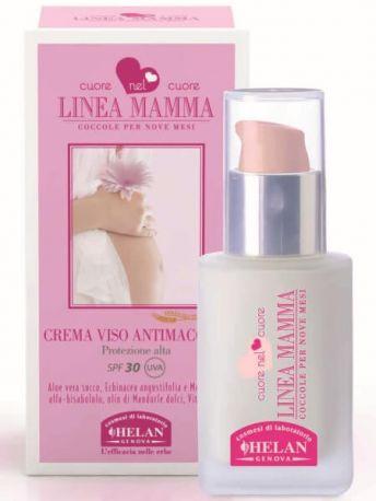 Крем для лица против черных точек SPF 30 Linea Mamma Anti-dark Spot Face Cream, 30 мл