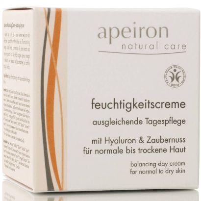 Крем для лица Apeiron увлажняющий 50 мл