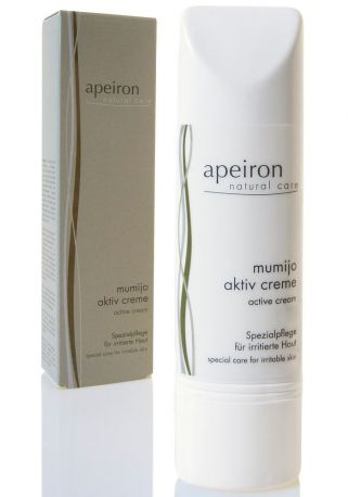 Крем Apeiron для проблемной кожи с мумие 50 мл