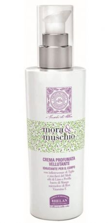 Крем для тела Mora E Muschio Velvety Scented Cream 200 мл - Фото 1
