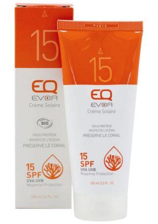 Крем для тела EQ солнцезащитный SPF15 - 100 мл