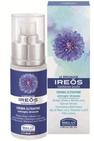 Крем для увлажнения и смягчения кожи вокруг глаз Ireos Ultrafine Cream 30 мл