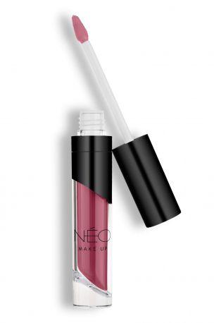 Кремовый матовый блеск для губ Neo Make up Камила 01 65 мл