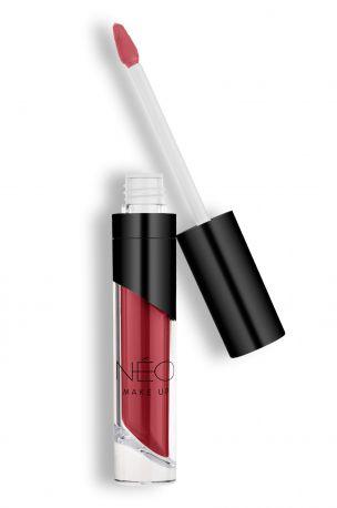 Кремовый матовый блеск для губ Neo Make up Марта 02 65 мл