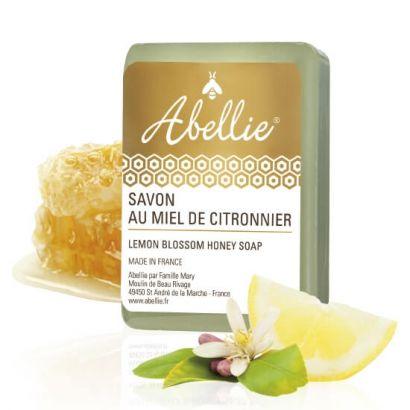 Мило для лица и тела Abellie Мёд и лимонное дерево 100 г