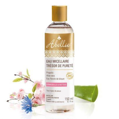 Мицеллярная вода для лица Abellie «Сокровище чистоты» 150 мл