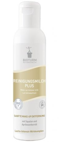 Молочко для снятия макияжа Bioturm №51 150 мл
