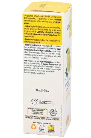 Мусс для очищения лица Linea Viso 3 Purifying Cleansing Mousse 100 мл - Фото 2
