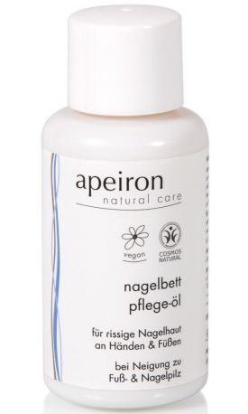 Масло для ногтей Apeiron против поврежденной кутикулы 50 мл