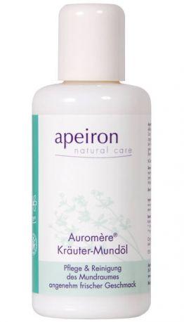 Масло Apeiron для полости рта на основе трав 100 мл