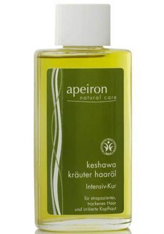 Масло для волос Apeiron на основе трав 100 мл