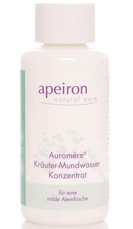 Ополаскиватель для полости рта Apeiron на основе трав 100 мл