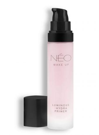 Основа под макияж Neo Make up сияющая и увлажняющая 30 мл