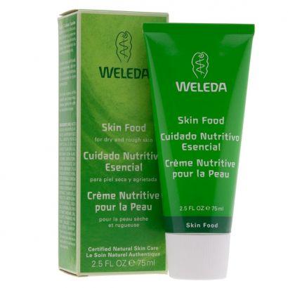 Питательный крем для сухой и шелушащейся кожи Weleda Skin Food, 75 мл - Фото 1