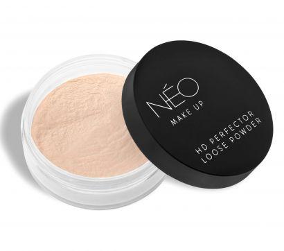 Пудра для лица Neo Make up сияющая 8 г