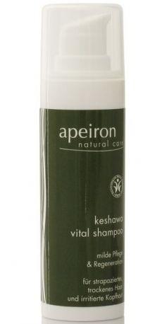 Шампунь для нормального,сухого та пошкодженого волосся 30 мл/Apeiron Keshawa Vital Shampoo 30 мл